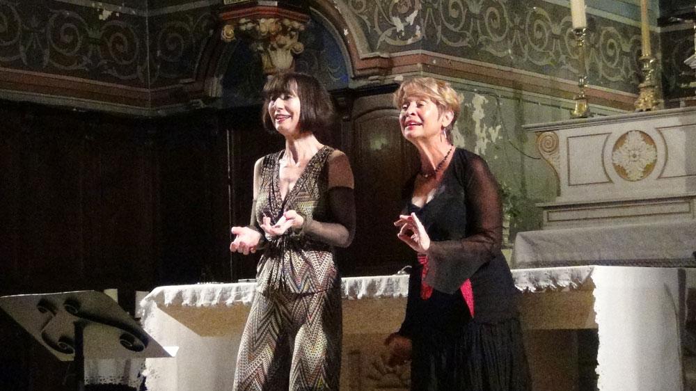 Polyphonies Italiennes Sacrées et Profanes / août 2013